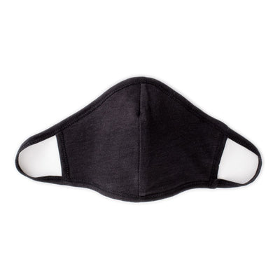 Brixton Reversible Face Mask - Black Engineer Stripe