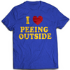 I Heart Peeing Outside