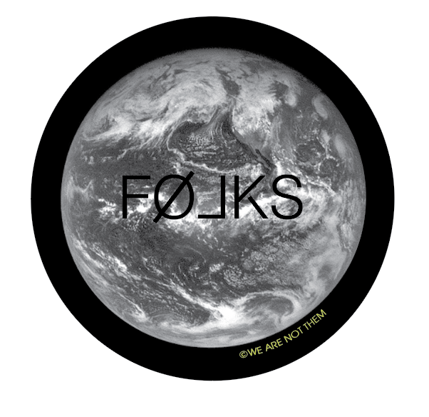 FØLKS Earth - FØLKS Series Tee