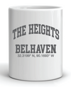 32.3199 N, 90.1693 W - The Heights Belhaven Coordinates