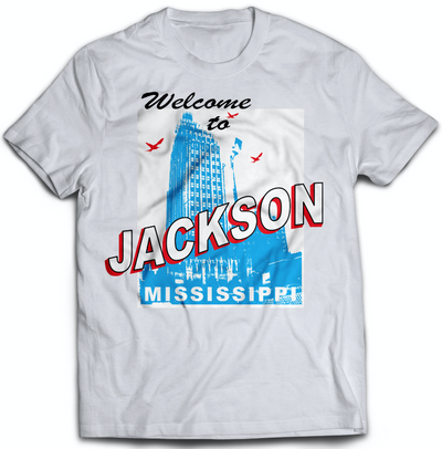 Welcome to Jackson, Mississippi