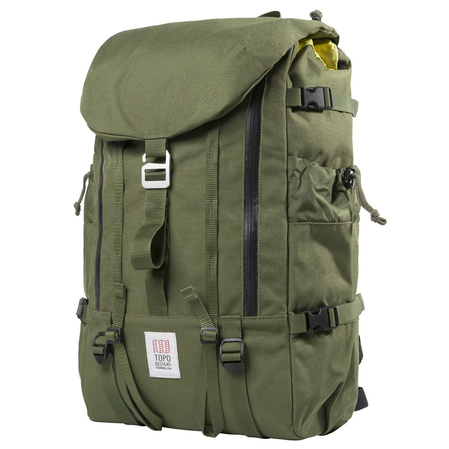 Topo Designs Mountain Pack - Olive