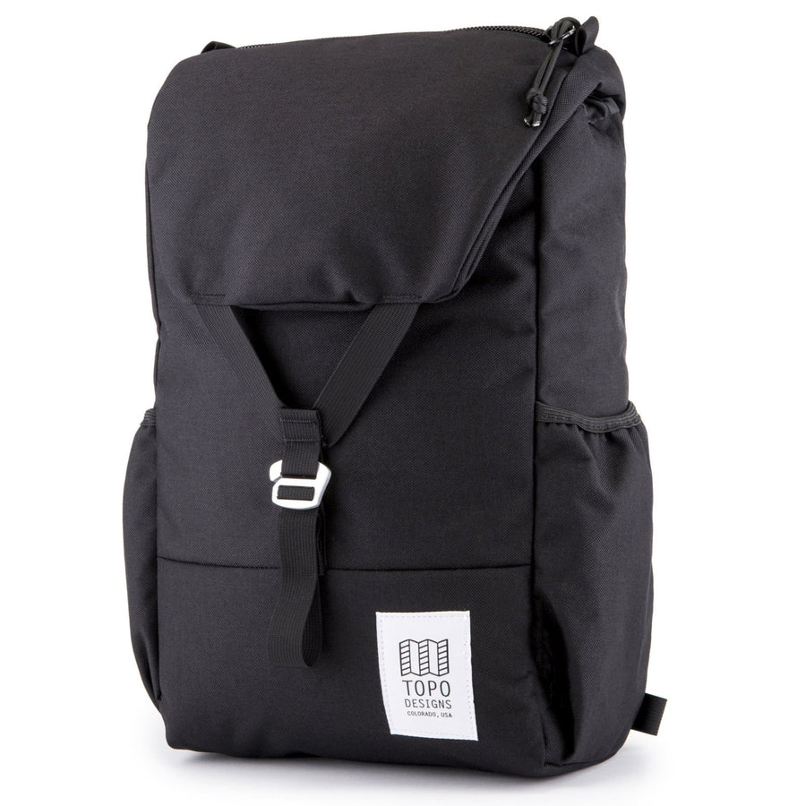 Topo Designs Y-Pack - Black