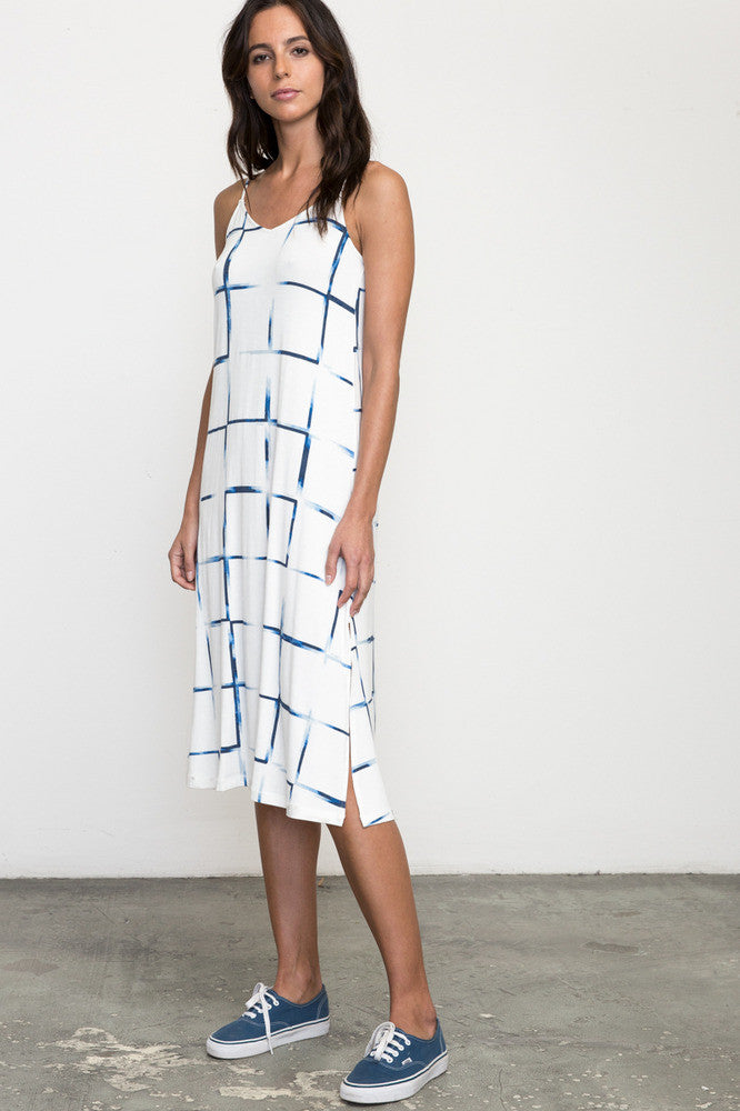 RVCA Bottleneck Midi Dress