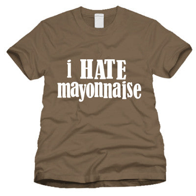 I Hate Mayonnaise Youth