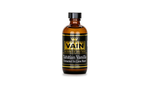 Tahitian Vanilla Extracted in Cane Rum
