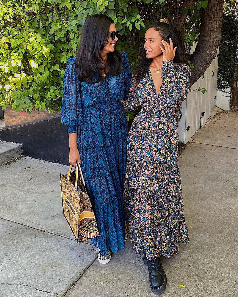 Rachel Roy and Ava Dash