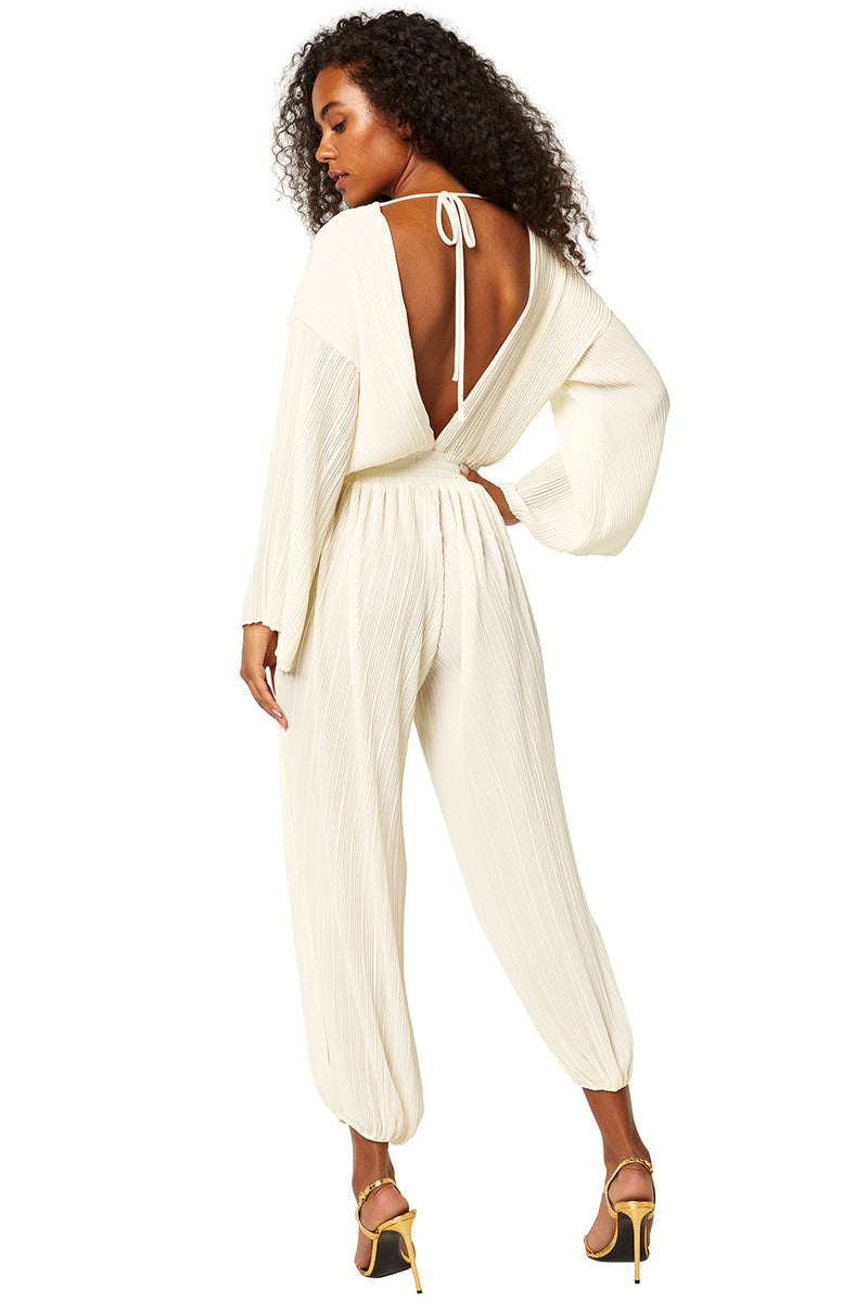 AMINA JUMPSUIT - MISA Los Angeles