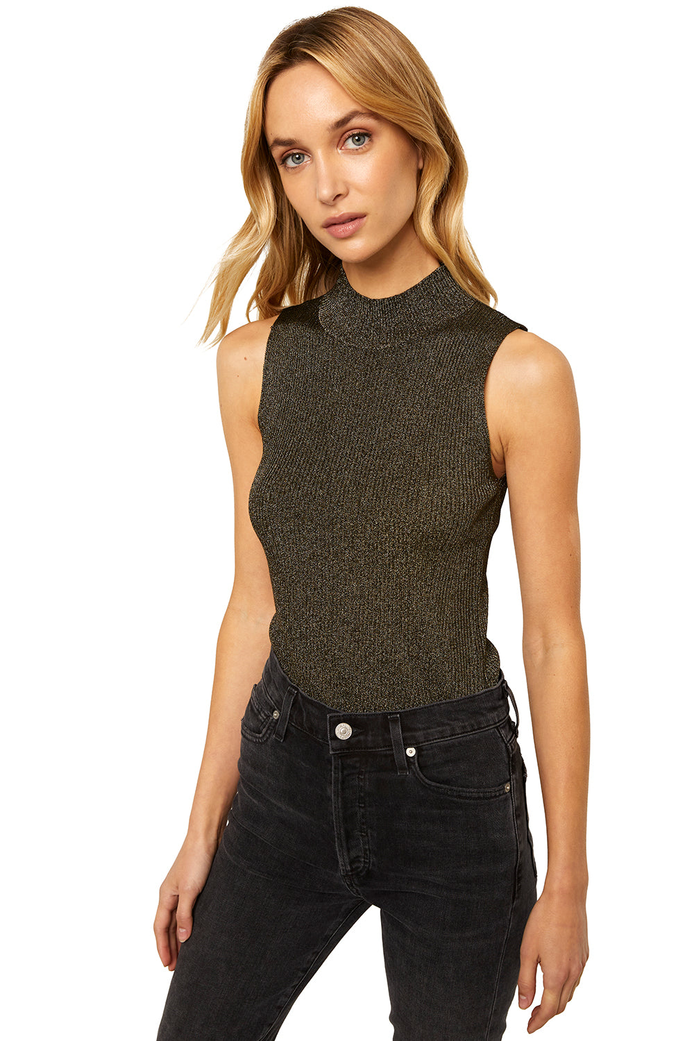 ASTRID KNIT TOP - MISA Los Angeles