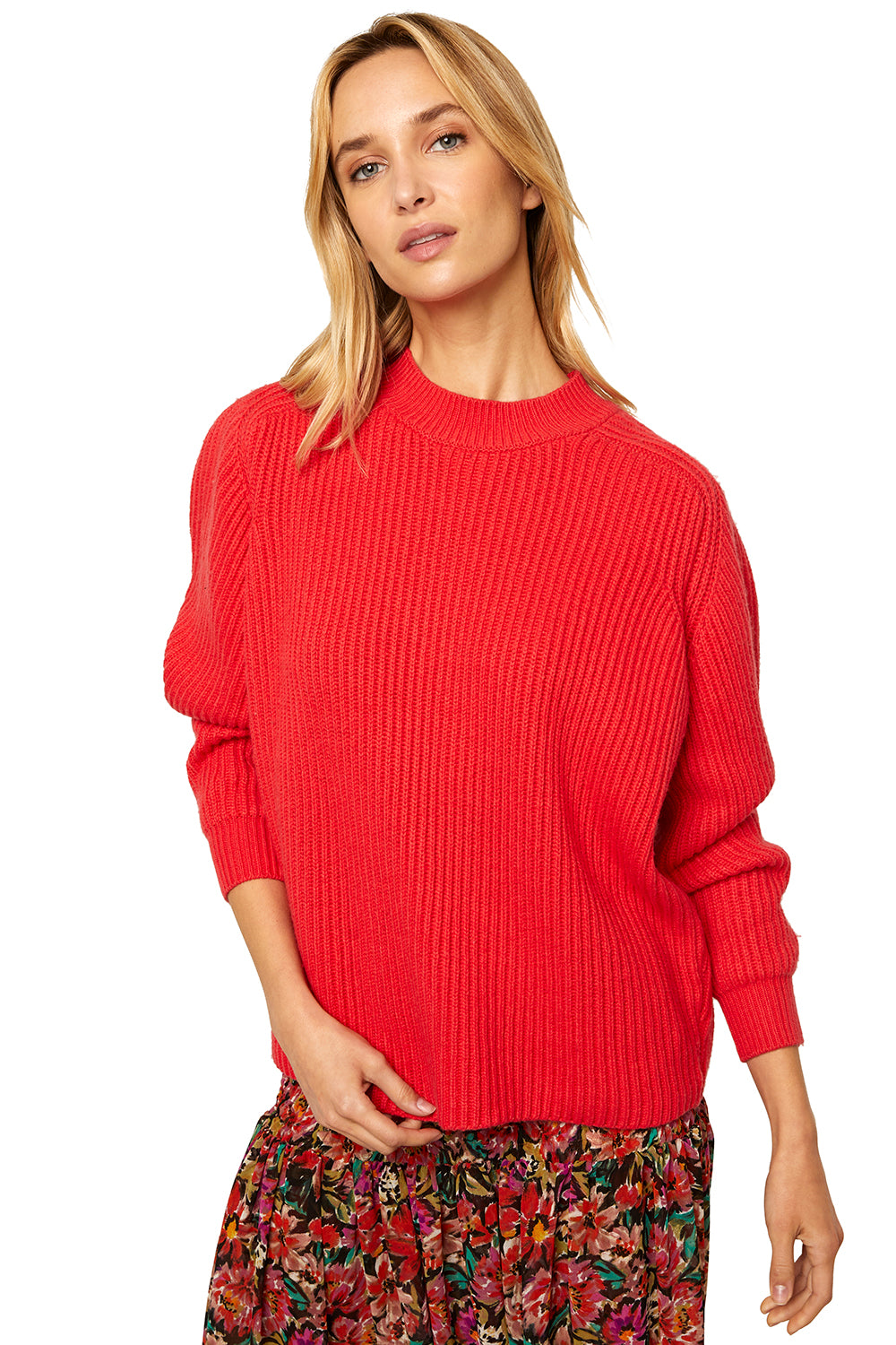 DOMINIQUE SWEATER - MISA Los Angeles