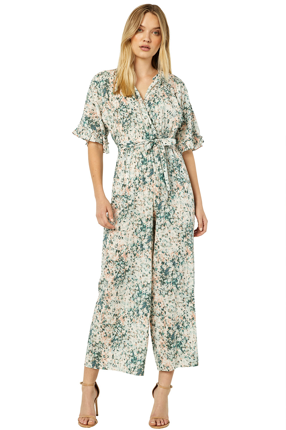 ESTELLA JUMPSUIT - MISA Los Angeles