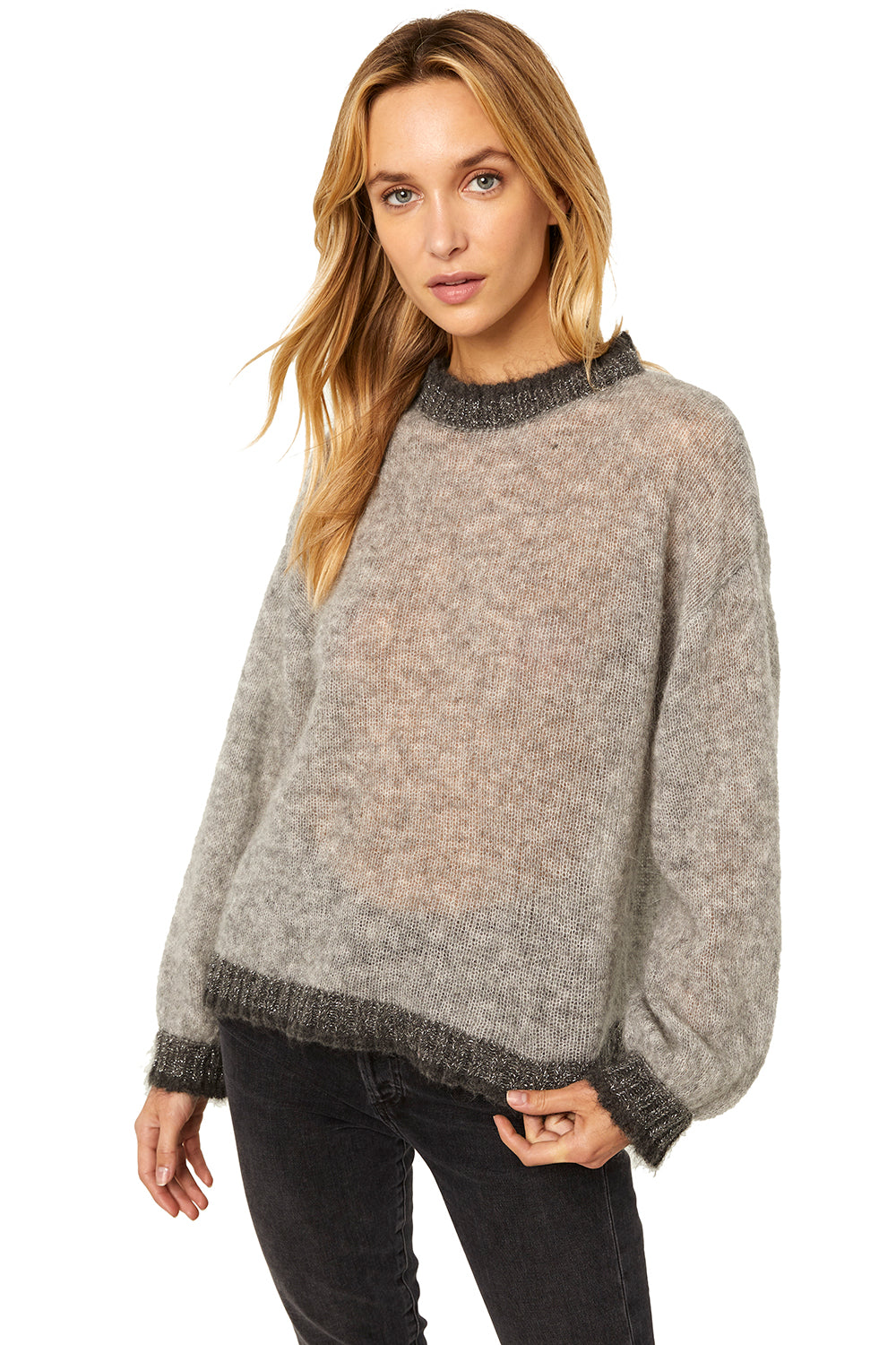 HEIDI SWEATER - MISA Los Angeles