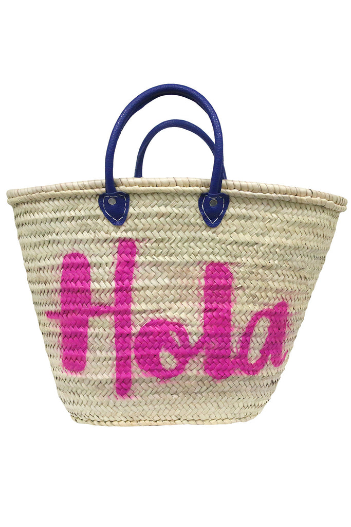 Marrakesh Bag - Hola<br>Sold with Milla Pompom - Misa Los Angeles - 2
