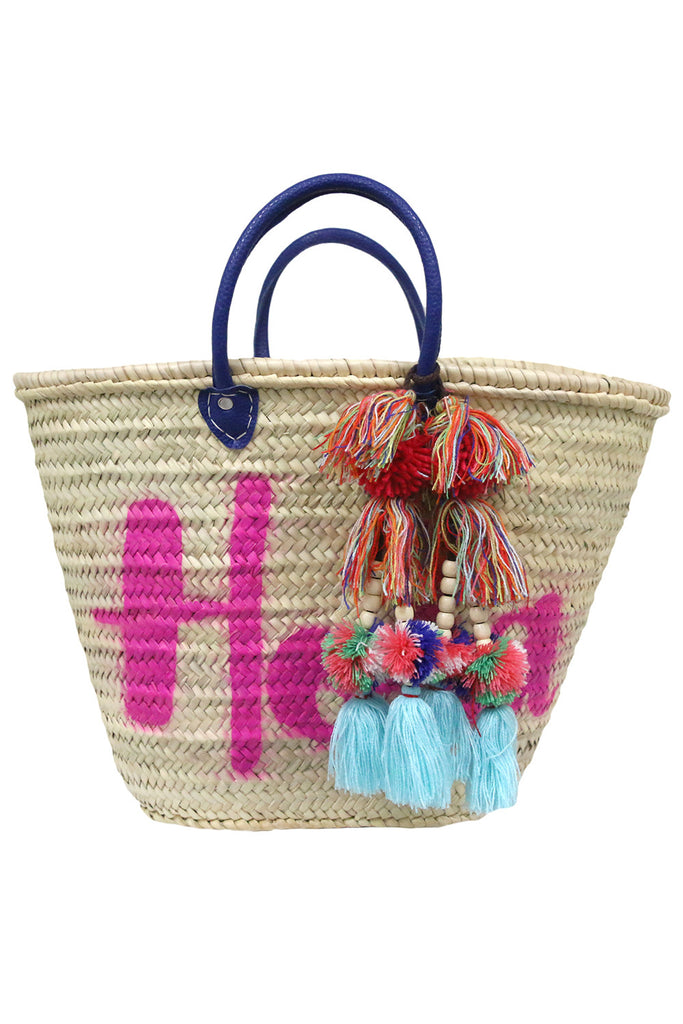Marrakesh Bag - Hola<br>Sold with Milla Pompom - Misa Los Angeles - 1