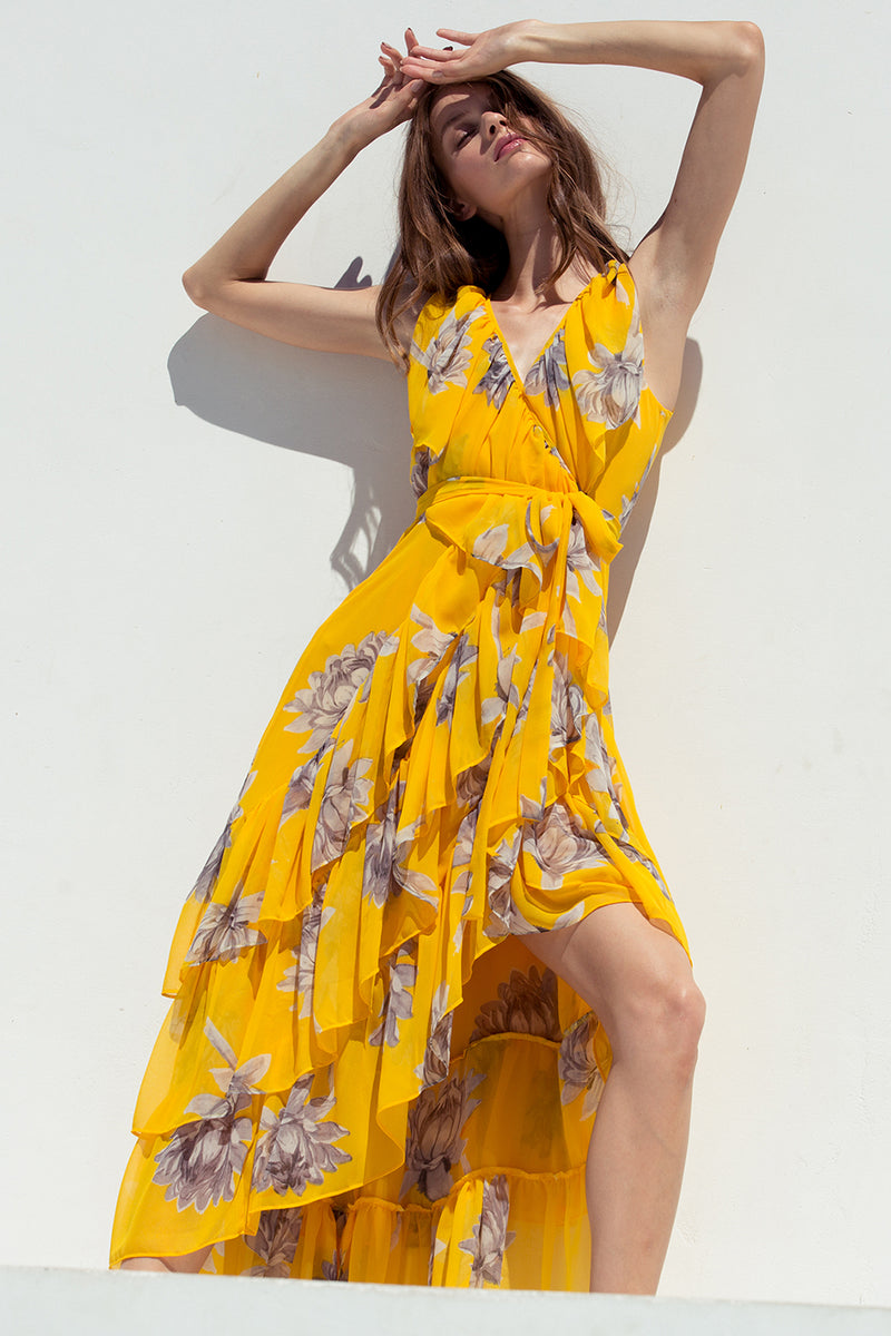ILUNE DRESS - MISA Los Angeles