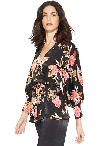 TABITHA WRAP DRESS