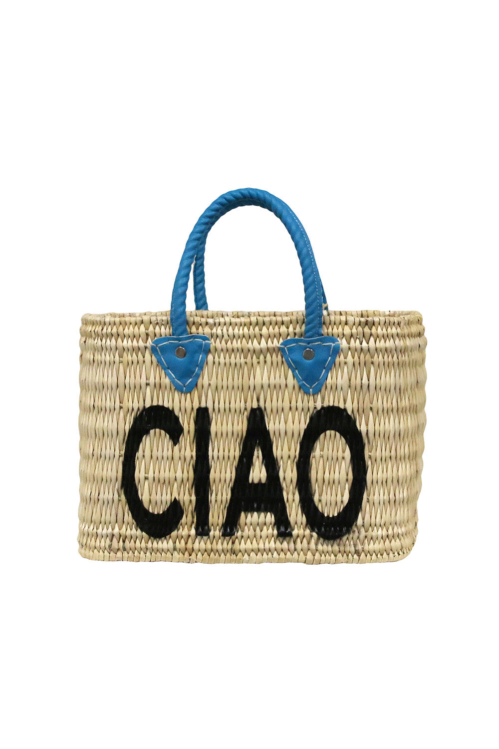 Jane 'Ciao' Small Box Bag With Flavia Pompom - MISA Los Angeles