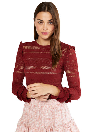 KELLY KNIT TOP