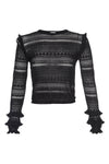 KELLY KNIT TOP - MISA Los Angeles