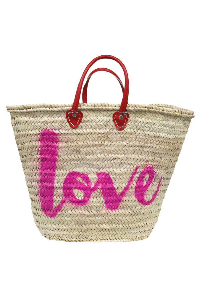 Marrakesh Bag - Love<br>Sold with Milla Pompom - Misa Los Angeles - 2