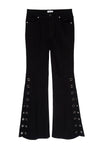 Super Star Slit Jeans - MISA Los Angeles