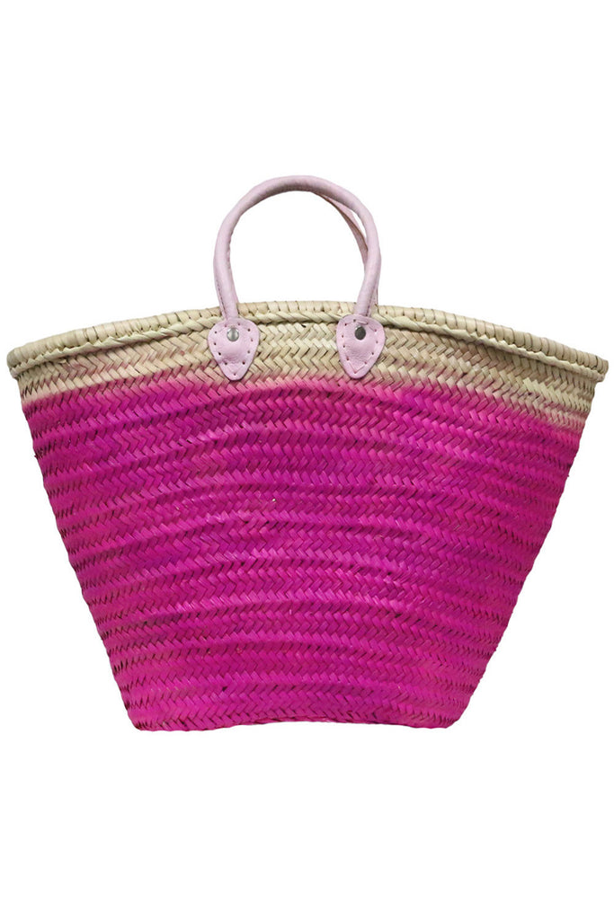 Marrakesh Bag - Dipped Pink<br>Sold with Milla Pompom - Misa Los Angeles - 2