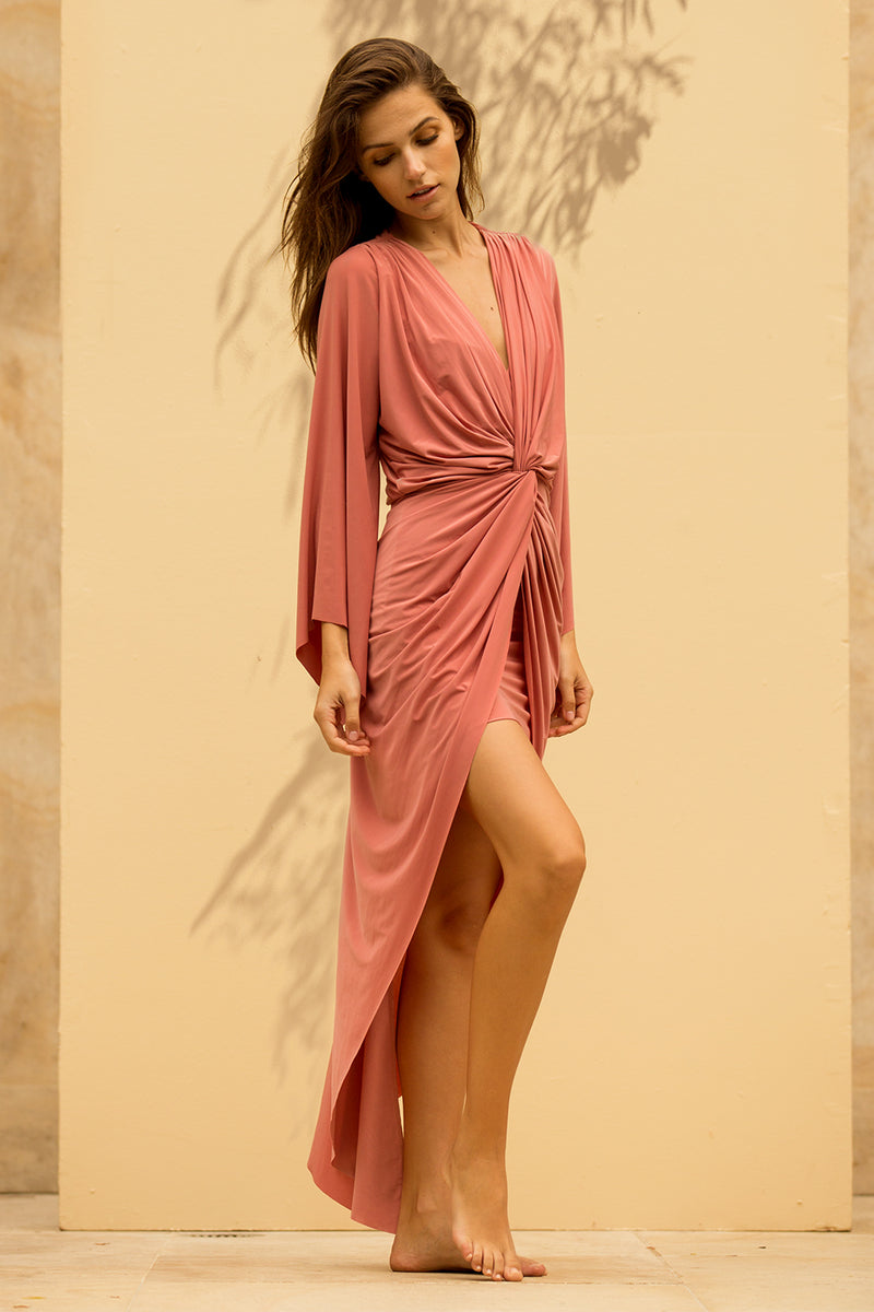Teget Maxi Dress - MISA Los Angeles