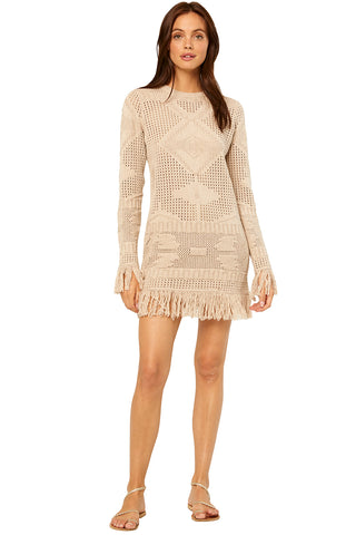 HEATHER KNIT DRESS