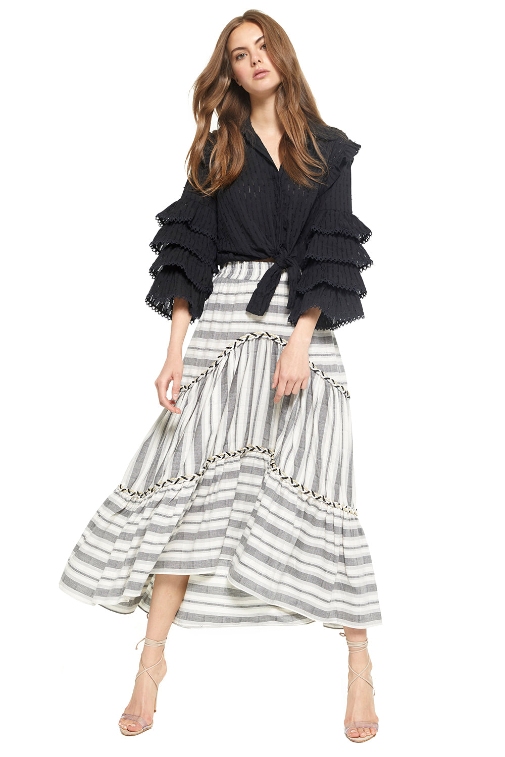 ANNALISA SKIRT - MISA Los Angeles