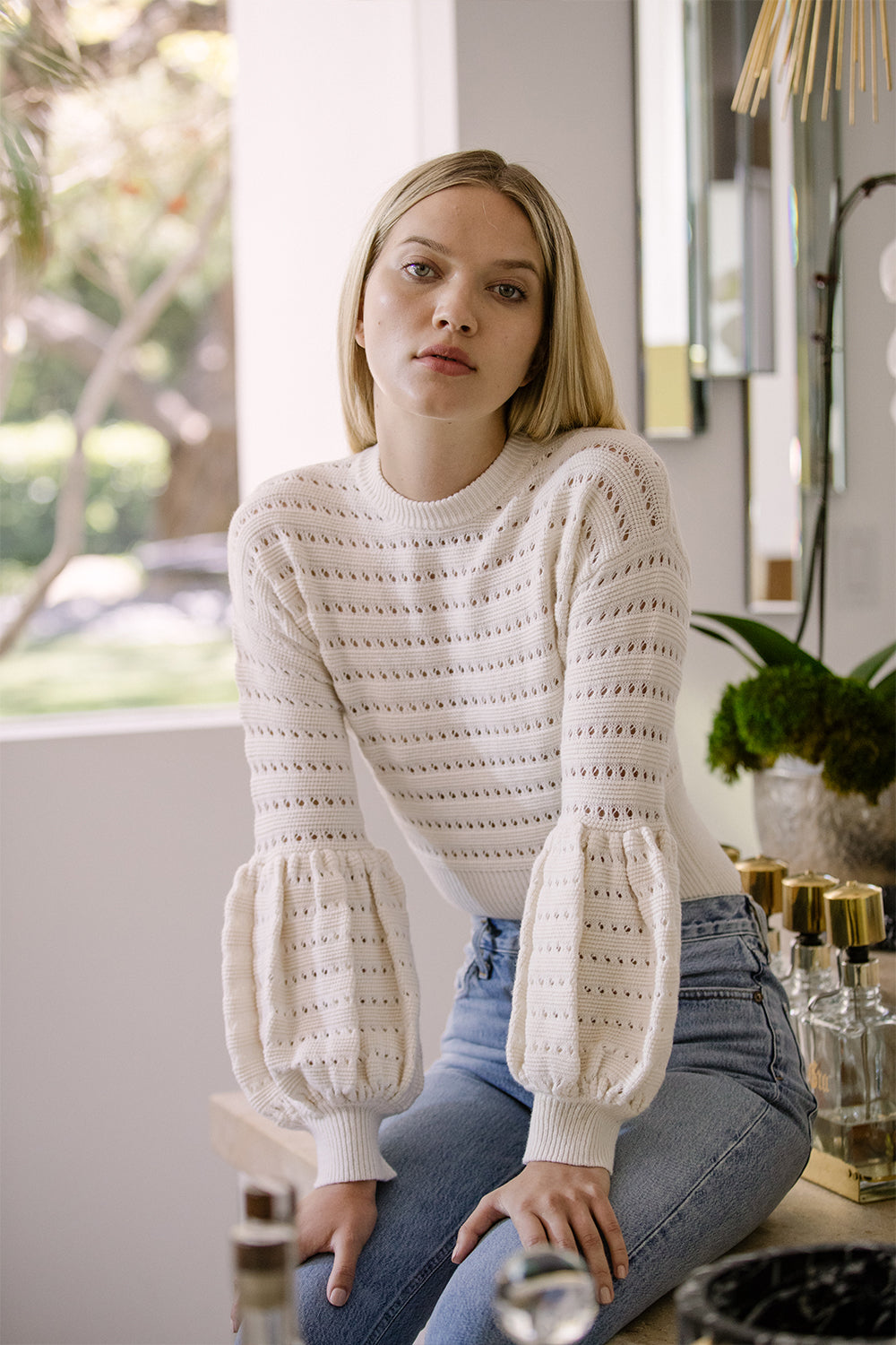 VAYDA SWEATER - MISA Los Angeles