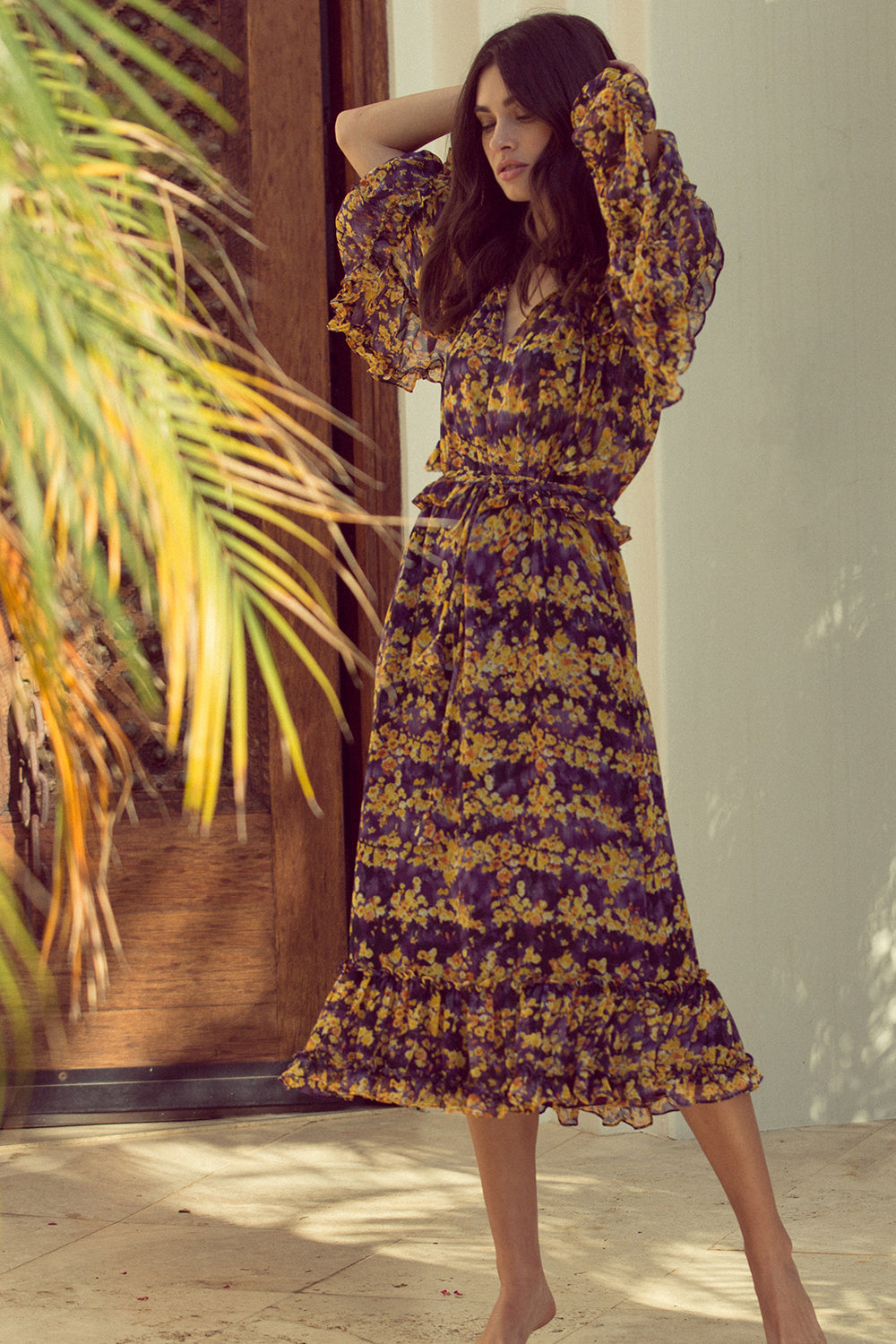 YANIRA DRESS - MISA Los Angeles