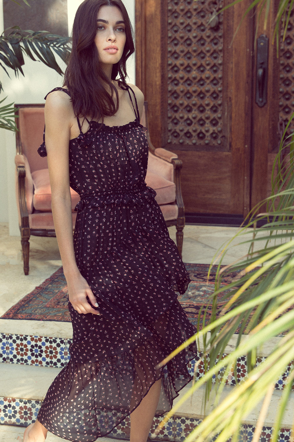 ZAKIA DRESS - MISA Los Angeles