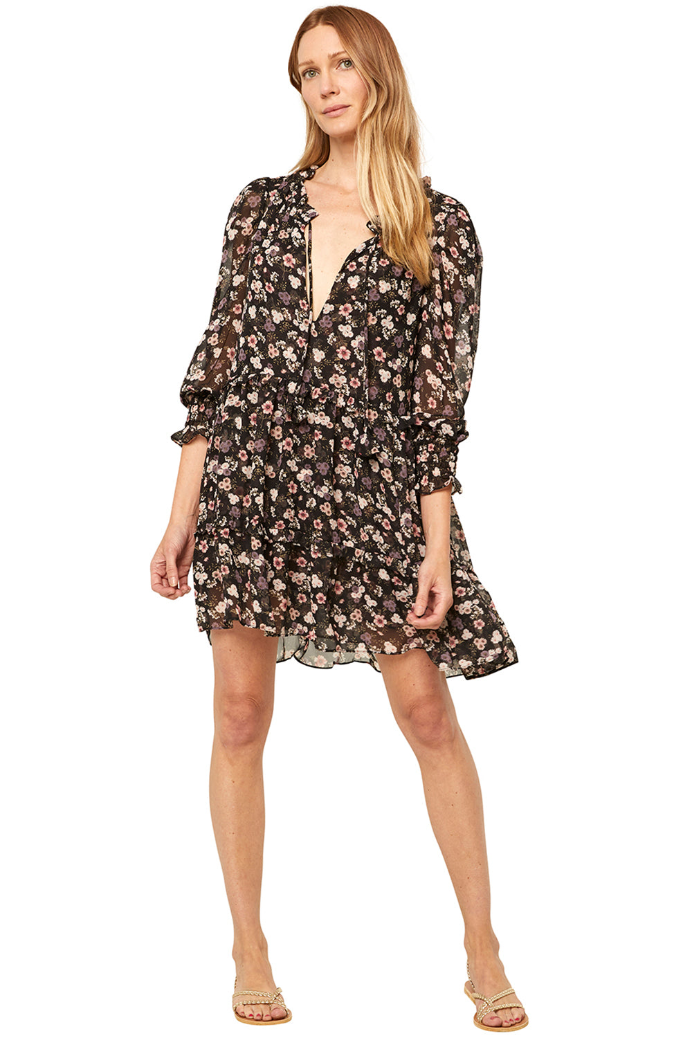 CORINNA DRESS - ONLINE EXCLUSIVE - MISA Los Angeles
