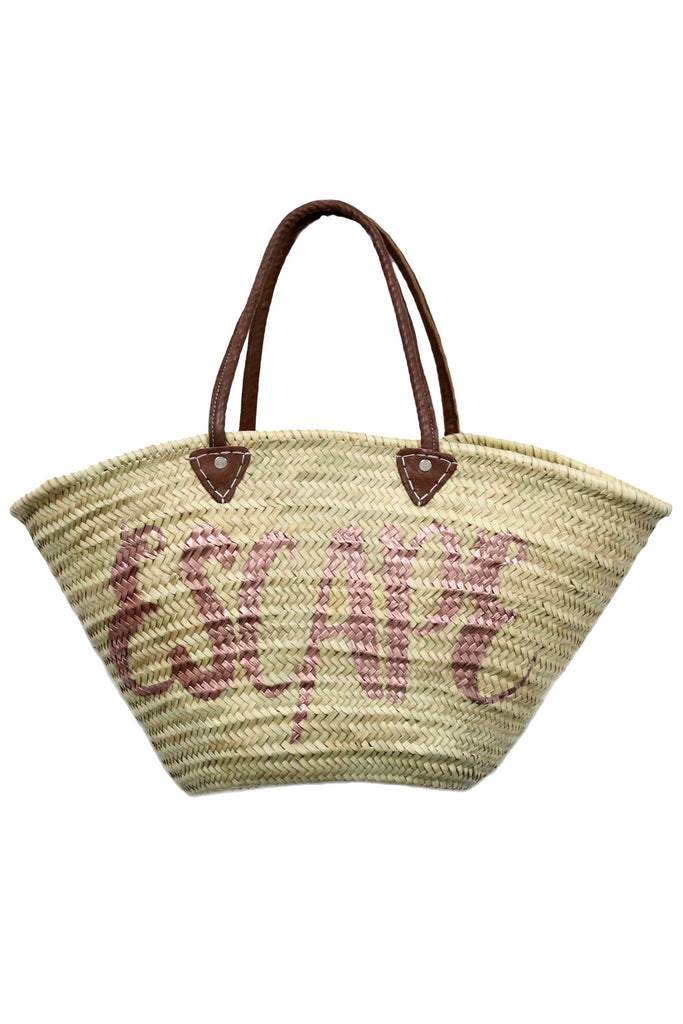 Marrakesh Bag Long Handle - Escape<br>Sold with Adina Pompom - Misa Los Angeles - 2