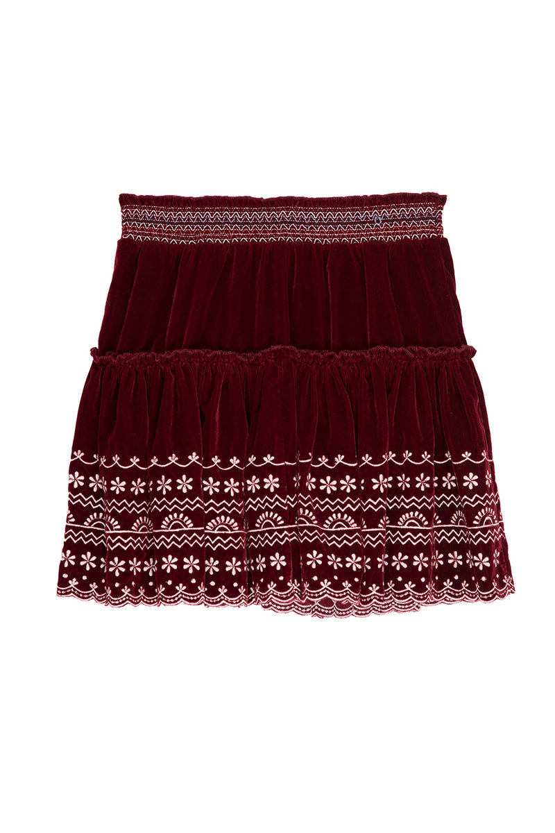 MAYNA SKIRT - MISA Los Angeles