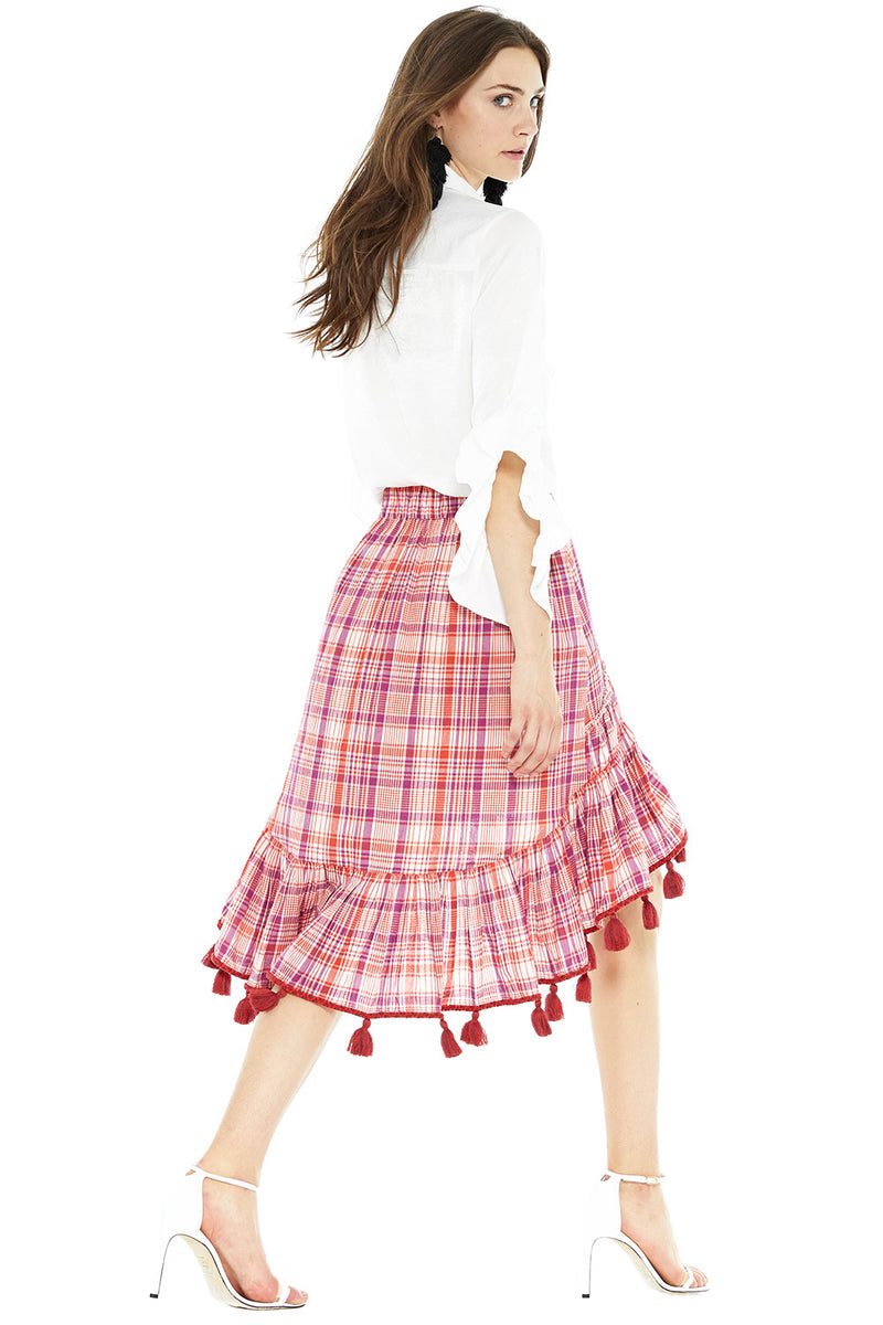 Rosero Skirt - MISA Los Angeles