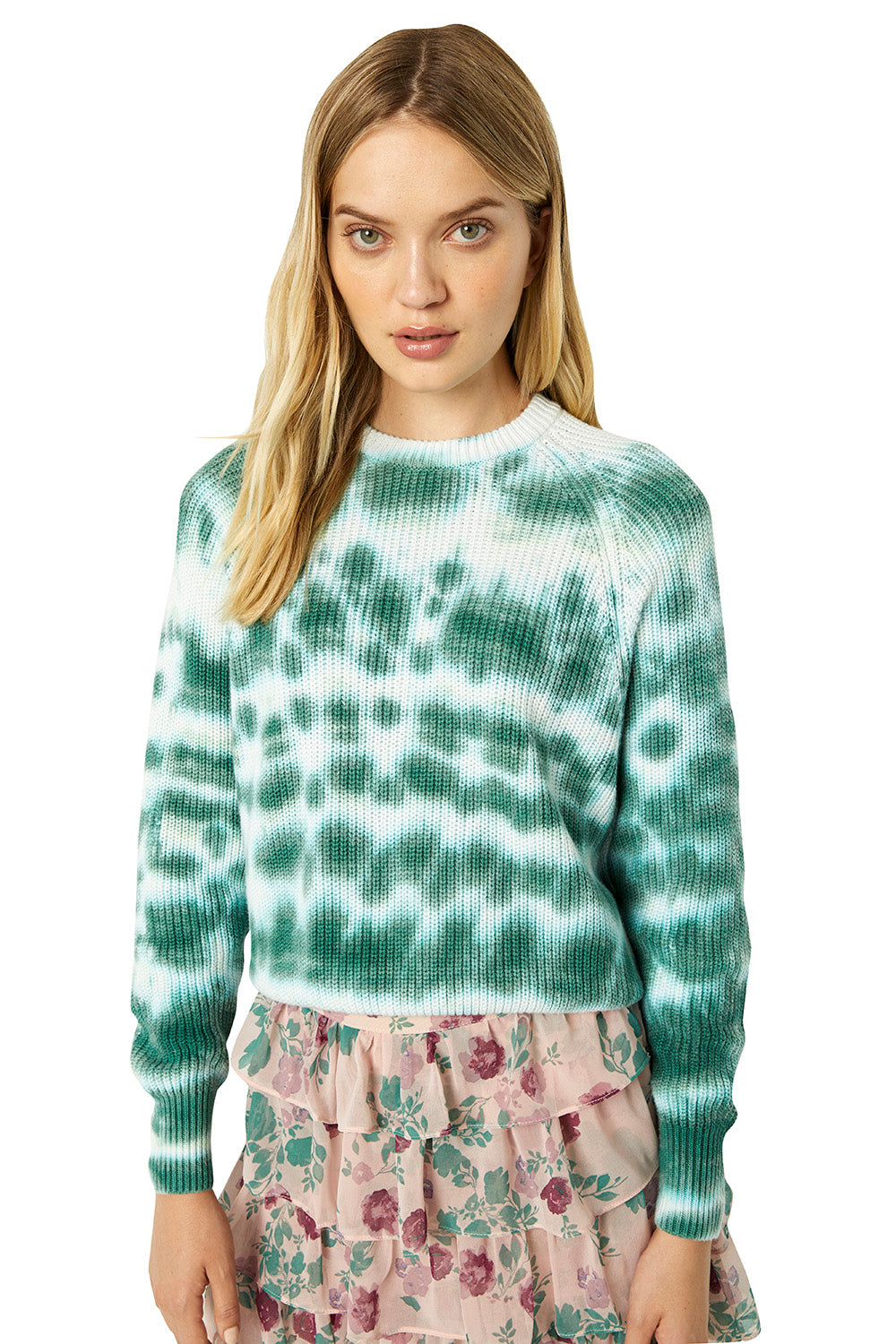 SHAY TIE-DYE SWEATER - MISA Los Angeles