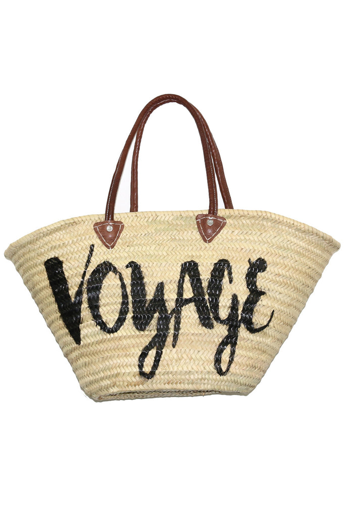 Marrakesh Bag Long Handle - Voyage<br>Sold with Adina Pompom - Misa Los Angeles - 2
