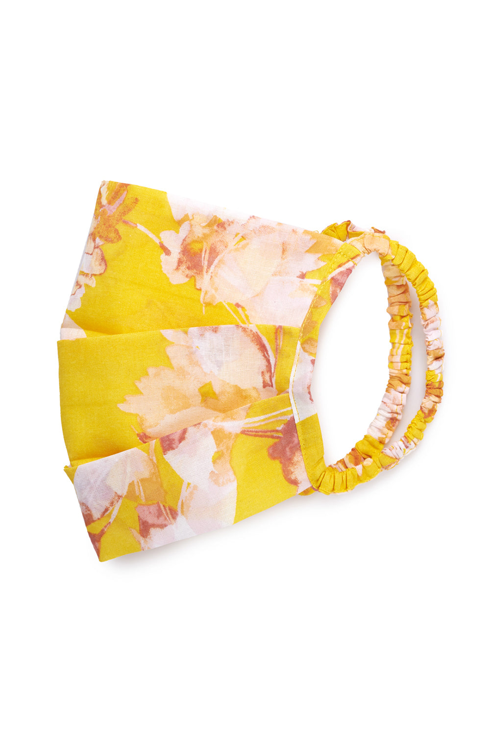 3-PACK SCRUNCHIE FACE MASKS - FLORAL FISH COMBO - MISA Los Angeles