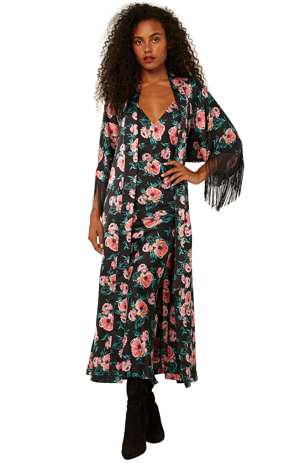 ZEENIA ROBE - ONLINE EXCLUSIVE - MISA Los Angeles