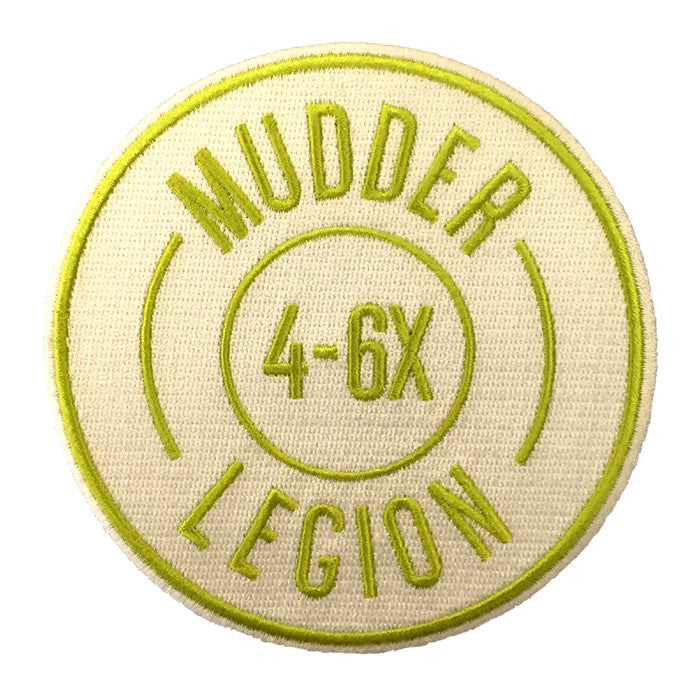 Mudder Legion 4-6X Tier Patch