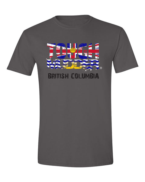 2017 British Columbia Flag Tee