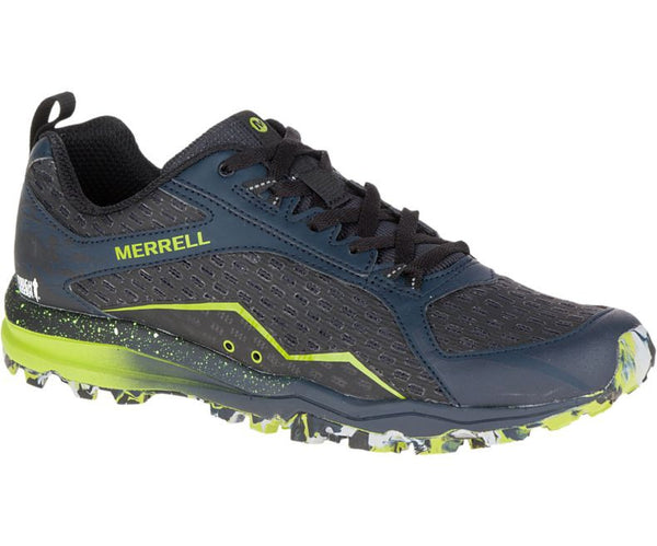 Midnight Merrell All Out Crush Shoe - Men