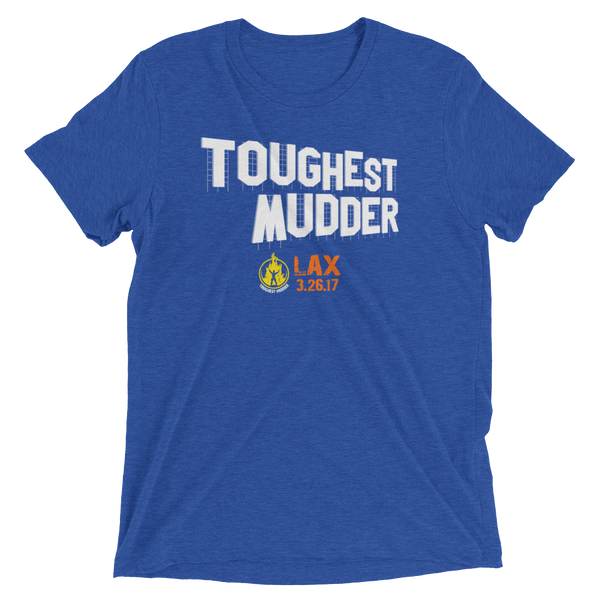 2017 Toughest Mudder West Participant Tee