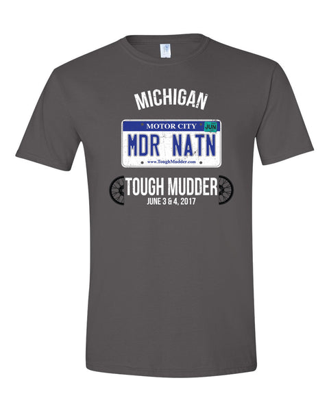 2017 Michigan Event Tee