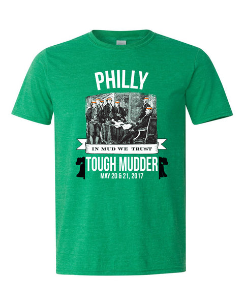 2017 Philly Event Tee