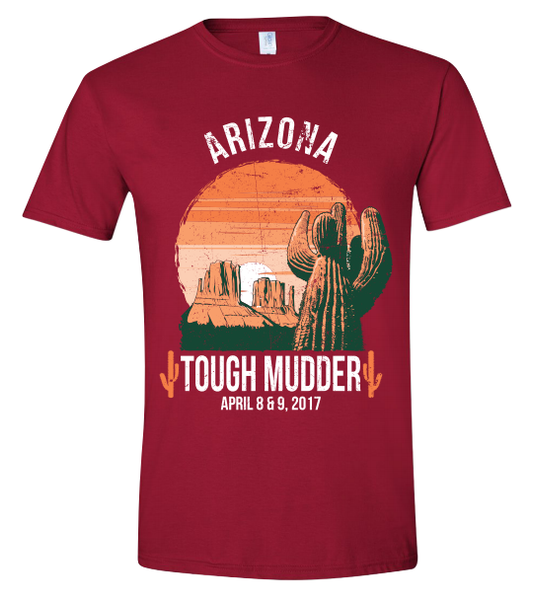 2017 Arizona Event Tee