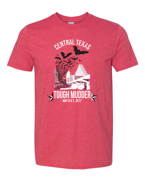2017 Central Texas Event Tee