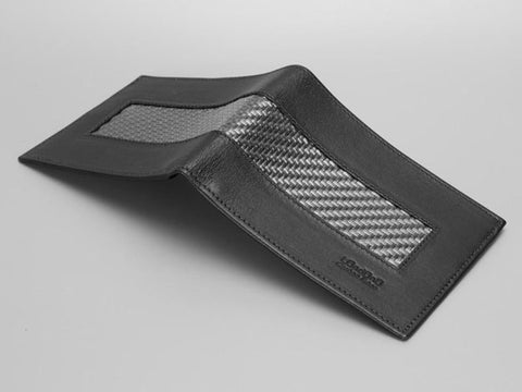 03-Londono-Carbon-Fiber-and-Leather-All-Black-Sports-Wallet | Why Carbon Fiber Wallets Are Underrated