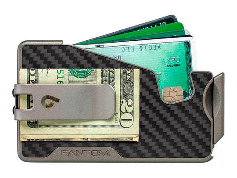 07-Fantom-R-Carbon-Fiber-Fan-Out-Wallet-with-Titanium-Money-Clip | Why Carbon Fiber Wallets Are Underrated